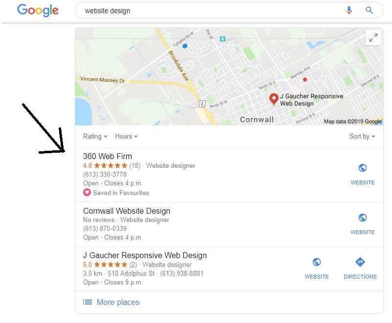 google business-one